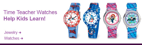 Shop kids jewelry and watches at fingerhut.com
