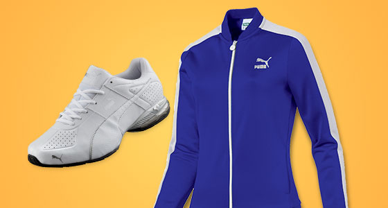 Buy one, get one 30% OFF on Athletic Shoes and Activewear!