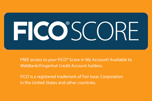 free access to your fico score in my account