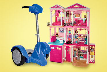 Shop the hottest Toys of the season!