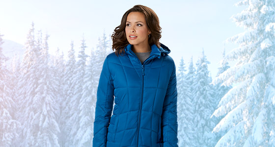 Buy one, get one 50% off Outerwear and Cold Weather Accessories