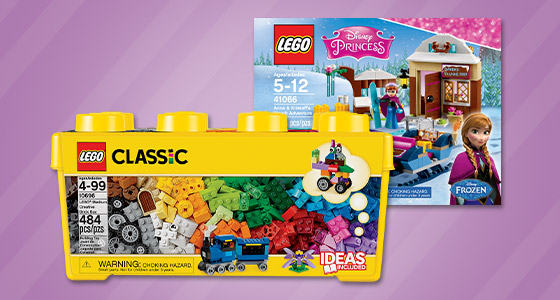 Save up to 40% on select Toys!