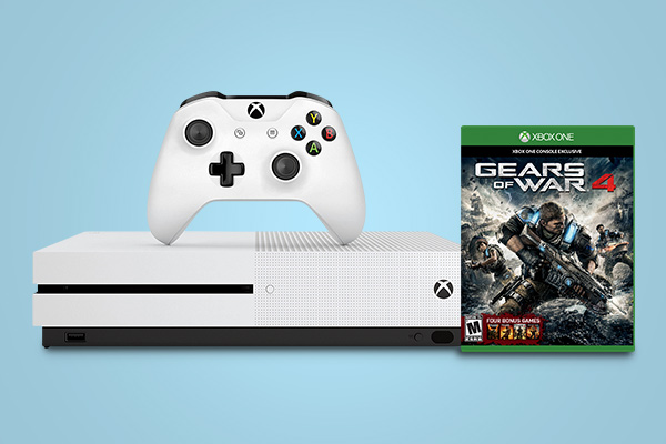 Save $50 on select XBOX One consoles!