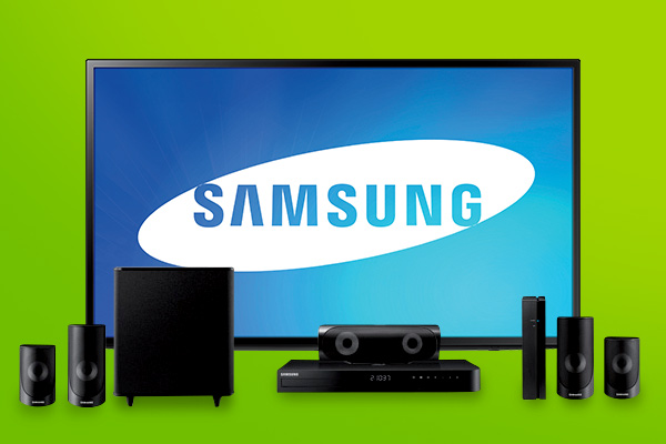 Save up to 20% on select Samsung Electronics!