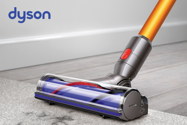 Save up to $100 on select Dyson Vacuums and Floorcare items.