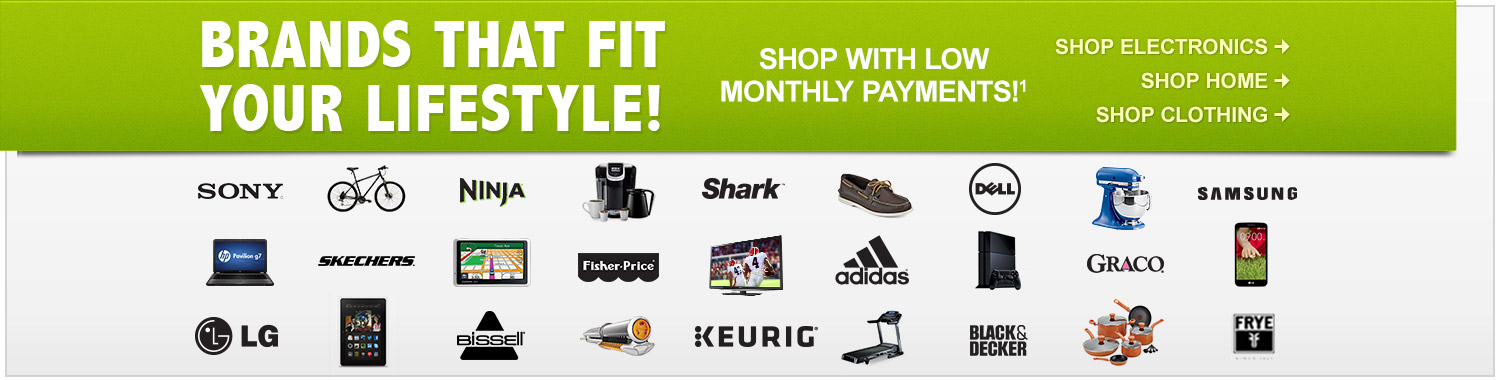 Shop the top brands at Fingerhut.com!