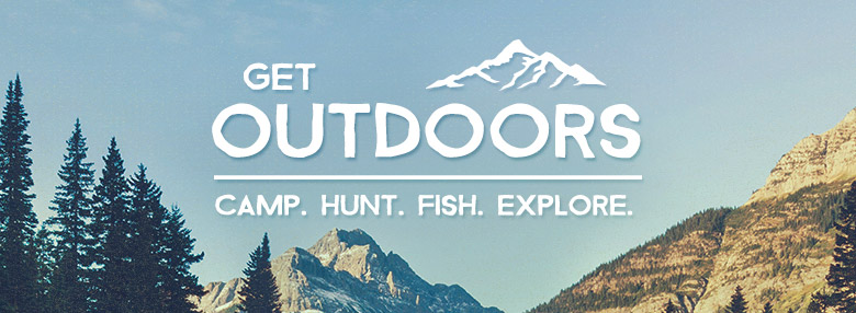 Get Outdoors with quality gear from Fingerhut!