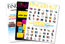 free catalog from fingerhut