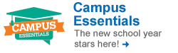 Campus Essentials - The new school year starts here!