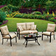 Save up to $100 on select Patio Furniture